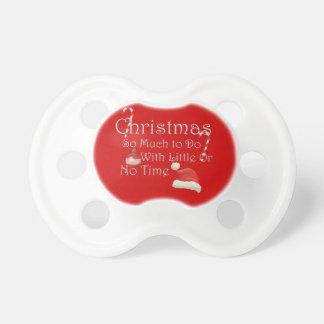 Navidad Chupetes Para Bebés