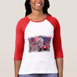 Navidad - Cockapoo - Annie Camiseta