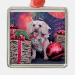 Navidad - Cockapoo - Annie Ornamento Para Arbol De Navidad