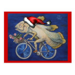 Navidad Coelacanth Postales