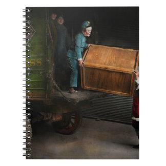 Navidad - cómo Santa arruinó el navidad 1924 Cuadernos