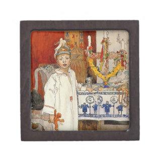 Navidad con Ulf 1894 Cajas De Joyas De Calidad