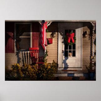 Navidad - cuánto es ese perrito en la ventana poster