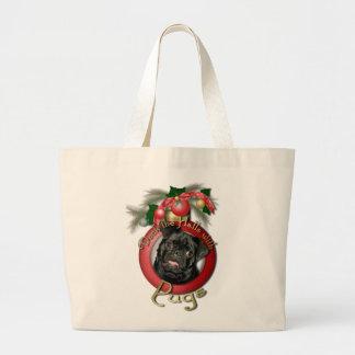 Navidad - cubierta los pasillos - barros amasados  bolsa