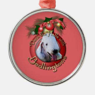 Navidad - cubierta los pasillos - Bedlingtons Ornamento De Reyes Magos