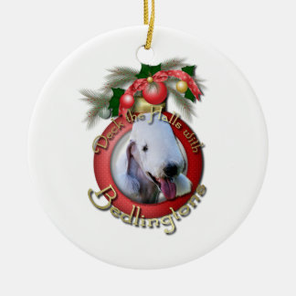 Navidad - cubierta los pasillos - Bedlingtons