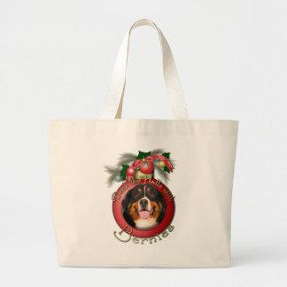 Navidad - cubierta los pasillos - Bernies Bolsas De Mano