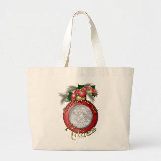 Navidad - cubierta los pasillos con los gatitos bolsas