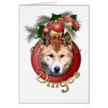 Navidad - cubierta los pasillos - Dingos