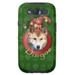 Navidad - cubierta los pasillos - Dingos Samsung Galaxy S3 Carcasas