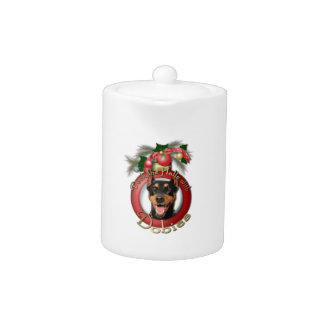 Navidad - cubierta los pasillos - Dobies - Megyan