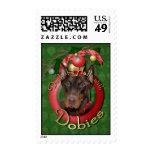 Navidad - cubierta los pasillos - Dobies - Rocky Envio
