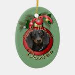 Navidad - cubierta los pasillos - Doxies - Winston Ornamentos Para Reyes Magos