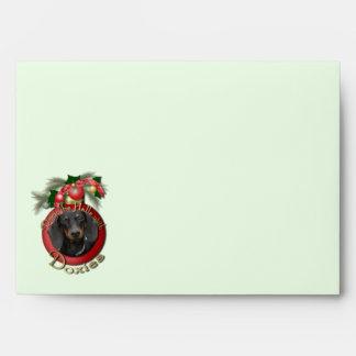 Navidad - cubierta los pasillos - Doxies - Winston Sobre