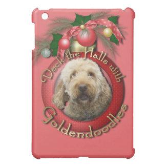 Navidad - cubierta los pasillos - Goldendoodles