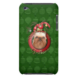 Navidad - cubierta los pasillos - Griffons iPod Touch Case-Mate Cobertura