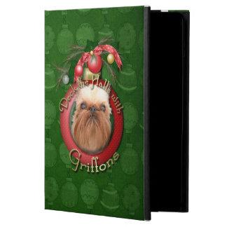 Navidad - cubierta los pasillos - Griffons