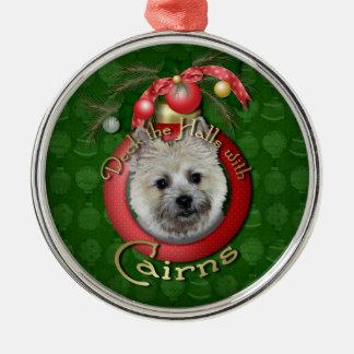 Navidad - cubierta los pasillos - mojones - oso de ornaments para arbol de navidad