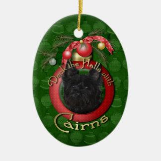Navidad - cubierta los pasillos - mojones - Rosco Adornos De Navidad