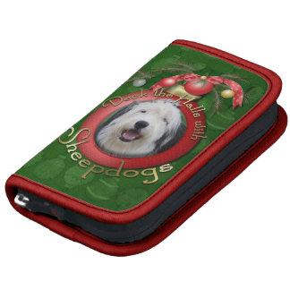 Navidad - cubierta los pasillos - perros pastor organizadores
