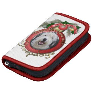 Navidad - cubierta los pasillos - perros pastor organizador