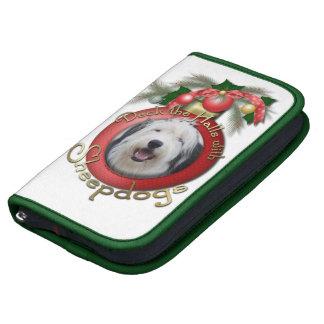 Navidad - cubierta los pasillos - perros pastor planificadores