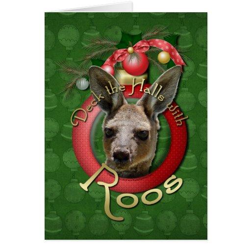 Navidad - cubierta los pasillos - Roos