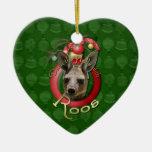 Navidad - cubierta los pasillos - Roos Ornamentos De Reyes
