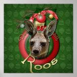 Navidad - cubierta los pasillos - Roos Impresiones