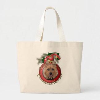 Navidad - cubierta los pasillos - terrieres bolsa