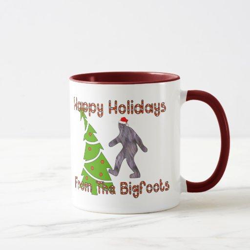 Navidad de Bigfoot