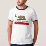 Navidad de California Playeras
