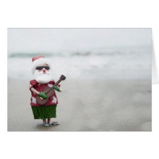 Navidad de California Felicitación