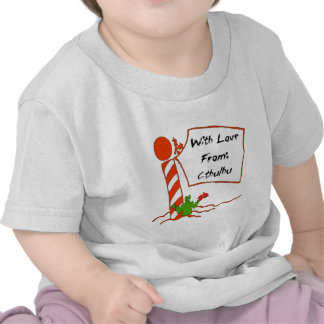Navidad de Cthulhu Camisetas