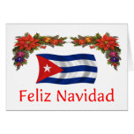 Navidad de Cuba Felicitación