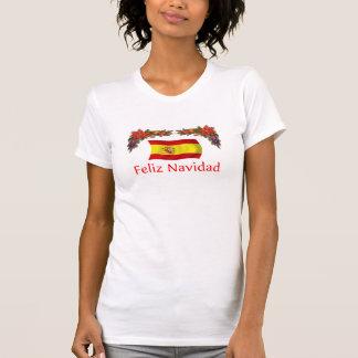 Navidad de España Camiseta