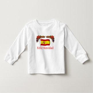 Navidad de España Tshirts