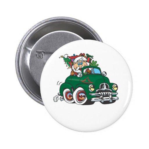 Navidad de FJ Holden Pin