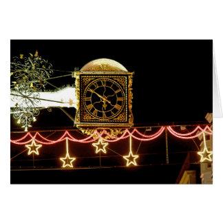 Navidad de Guildford Tarjeta De Felicitación