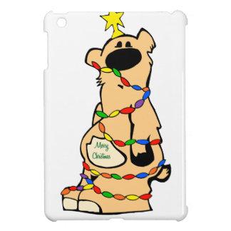 Navidad de Honeybear iPad Mini Cobertura