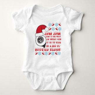 Navidad de JDM Body Para Bebé