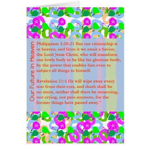 Navidad de la BIBLIA de la CITA de la SABIDURÍA, Tarjeta De Felicitación