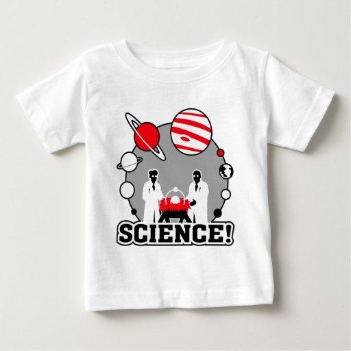 Navidad de la ciencia playera de bebé