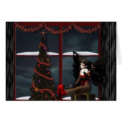 Navidad de la fantasía felicitaciones