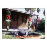 Navidad de la Florida Tarjeta