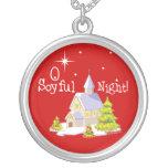 Navidad de la noche de O Soyful Collar