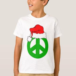 Navidad de la paz playera