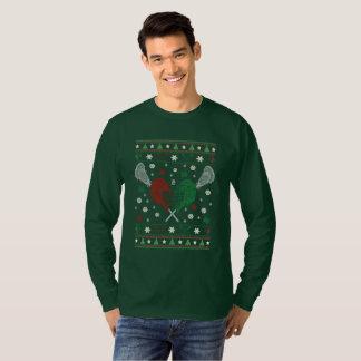 Navidad de LaCrosse Playera
