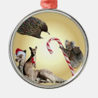 Navidad de los animales de Australia Ornamentos Para Reyes Magos