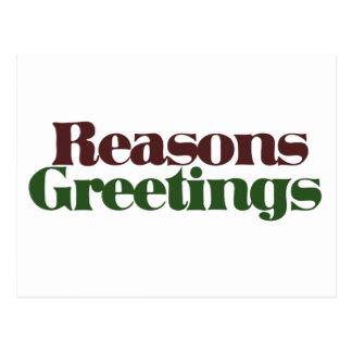 Navidad de los librepensadores tarjetas postales